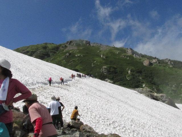 白馬登山09