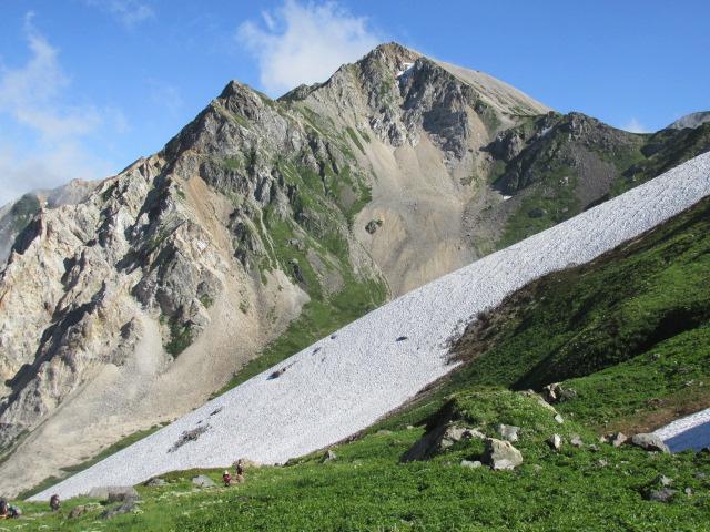 白馬登山10