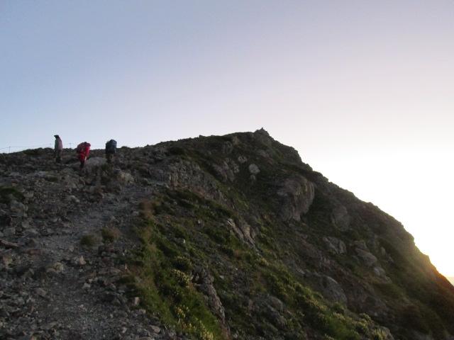 白馬登山13