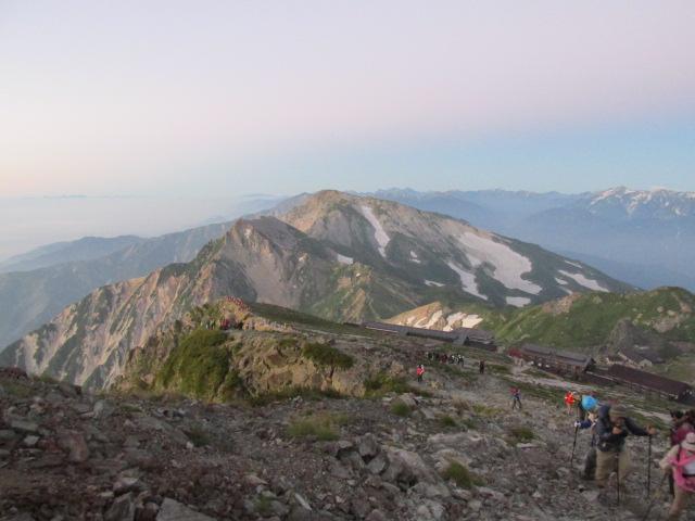 白馬登山14