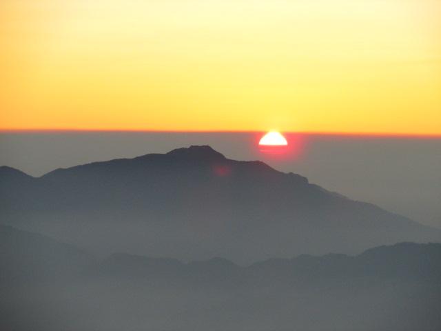 白馬登山15