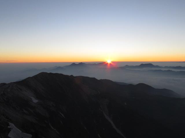 白馬登山16