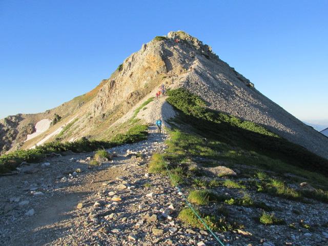 白馬登山19