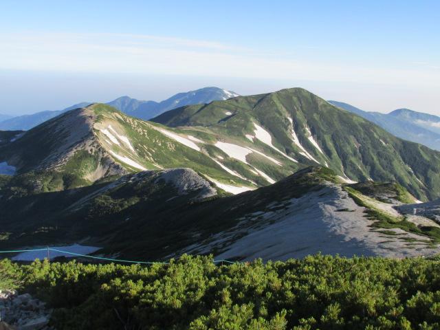 白馬登山21