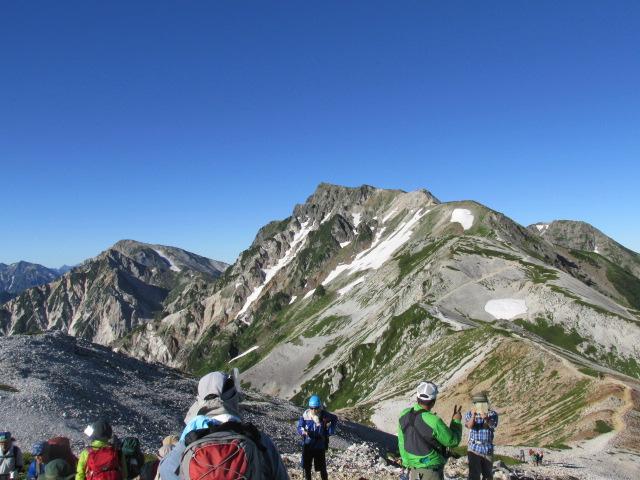 白馬登山22
