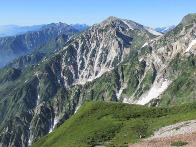 白馬登山23