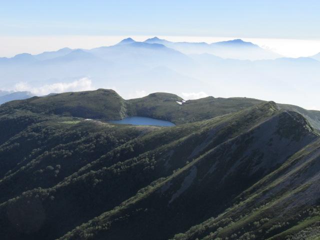 白馬登山25