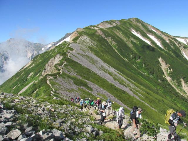 白馬登山26