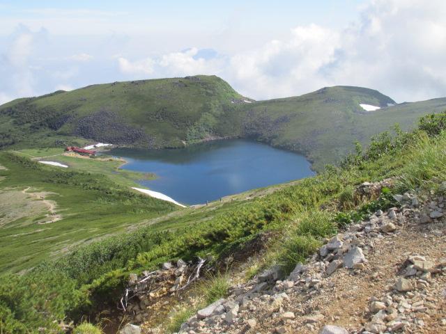 白馬登山27